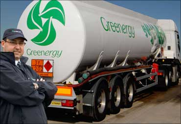 Andrew Owens, founder and chairman, Greenergy International.