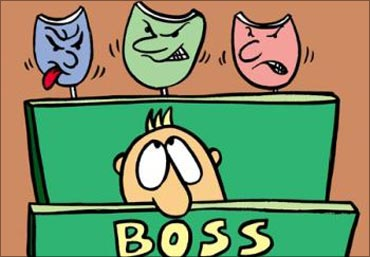 So you think you are better than your boss?