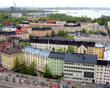 Finland's macroeconomic environments are healthy.