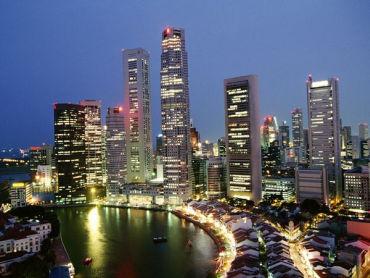Singapore has world-class infrastructure.
