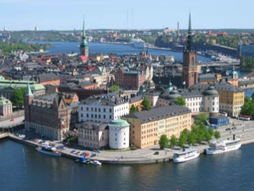 Sweden has world's most transparent and efficient public institutions.