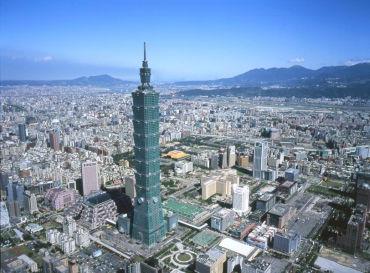Taiwan has risen high.