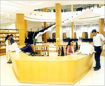 Infosys library.