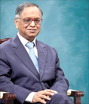 Narayana Murthy.