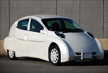 SIM-LEI car.