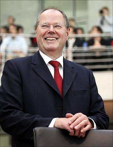 Peer Steinbrueck.