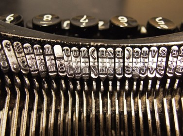 World moans the 'death' of typewriters