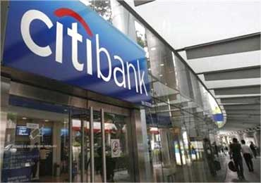 Citibank in Singapore.
