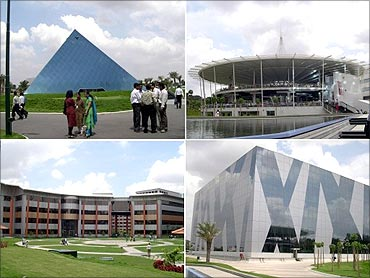 Infosys has grown from strength to strength.