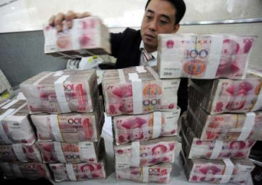 Chinese currency renminbi will play a bigger role on the world stage.
