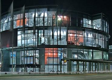 Audi museum.