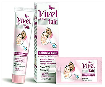 Vivel Active Fair Cream.