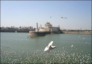 Lakhota Lake, Jamnagar.