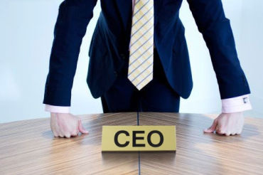 Some CEOs become part of the company's history and growth.