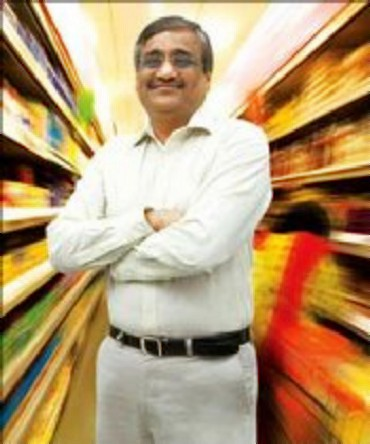 Kishore Biyani of Future Group