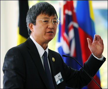 Min Zhu, special advisor to the managing director of the International Monetary Fund.