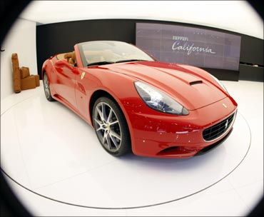 Ferrari vrooms into India, price starts at Rs 2.2 crore