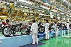 The Company Which Recently Exited From Indias Largest Two Wheeler Maker Hero Honda Will Also Double Output Of Upcoming Second Plant At Tapukara