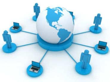 Internet contributed five per cent to GDP growth in India.