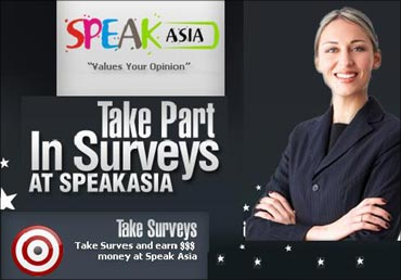 A Speak Asia advertisement.