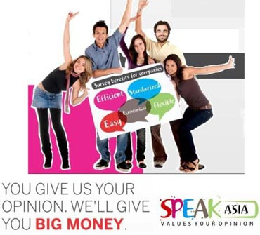 Speak Asia advertisement.