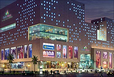 Meet the director who builds malls, multiplexes and hospitals
