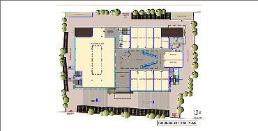 Floor plan of Prakash Jha's new project
