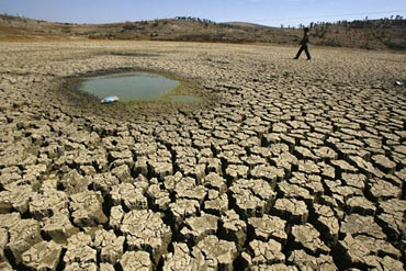 water resources depleting