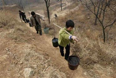 Worst drought in China in 50 years may hit its GDP