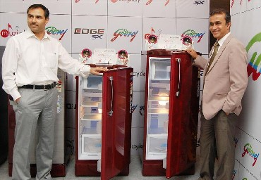 Launch of Godrej Edge SX MuziPlay