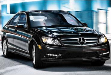 Mercedes C Class.