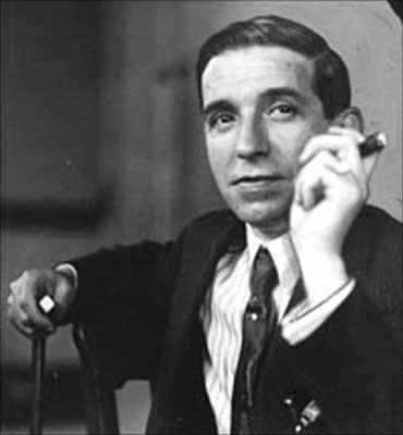 Charles Ponzi.