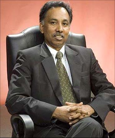 Infosys CEO-designate S D Shibulal.