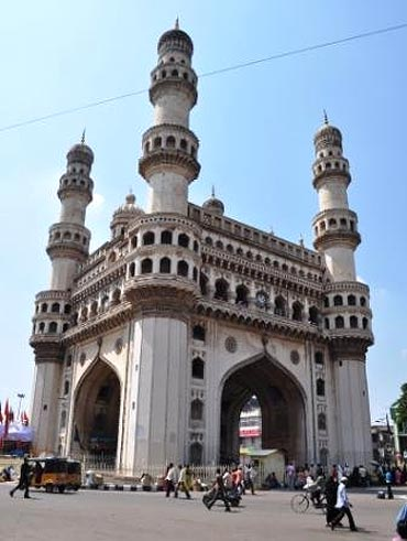 The Charminar, Hyderabad.