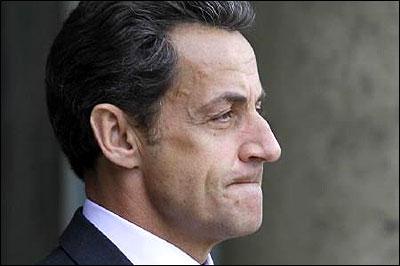 French President Nikolas Sarkozy.