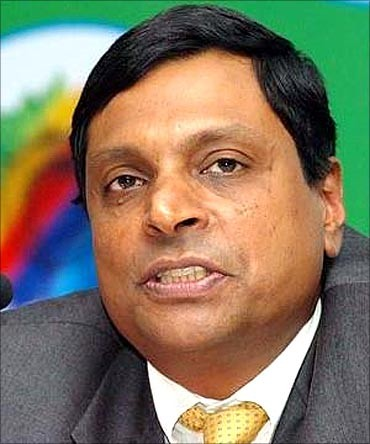 T K Kurien, CEO of Wipro's IT business.