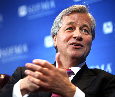 Jamie Dimon, chairman and CEO of JPMorgan Chase.