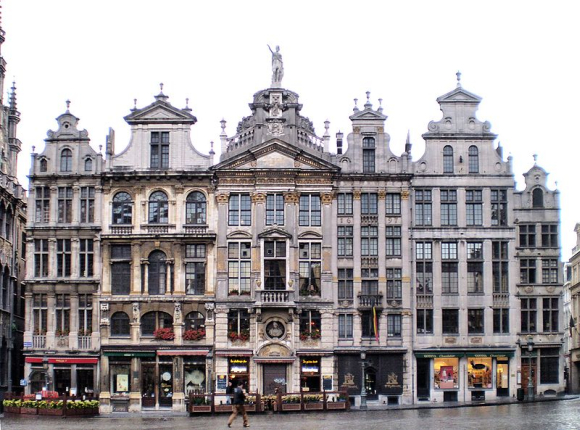 Brussels, Belgium.