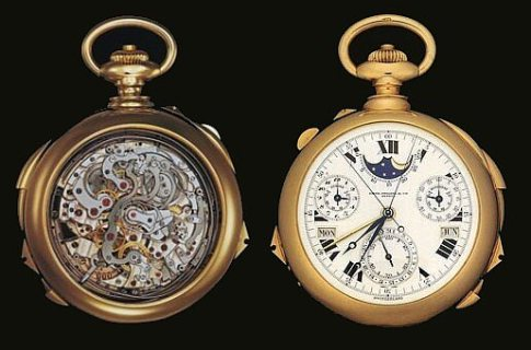 Patek Philippe's Supercomplication.