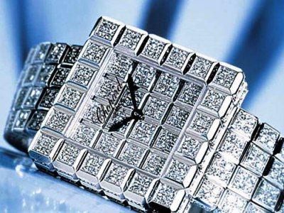 The Chopard Super Ice Cube.