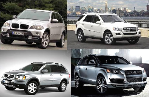 5 most expensive SUVs in the world