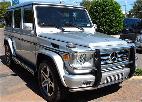 5 most expensive suvs in the world business for The most expensive mercedes benz