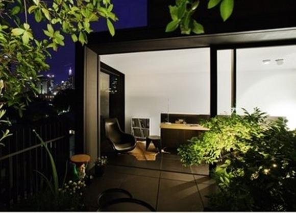 Small House, Sydney.