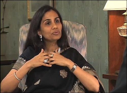 Chanda Kochchar.