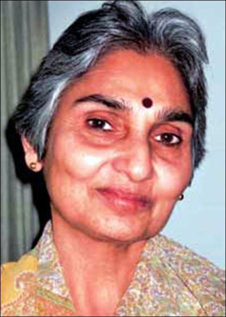 Amrita Patel.