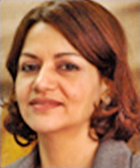 Harshbeena Sahney Zaveri.