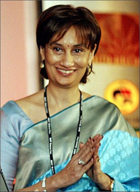 Shobhana Bhartia.