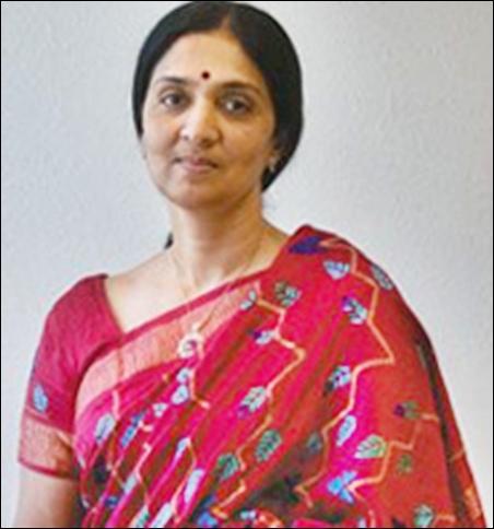 Chitra Ramakrishna.