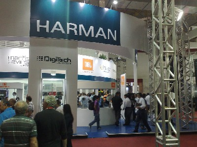 Global audio brand Harman tunes in to India