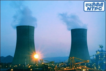 NTPC's largest thermal power plant.